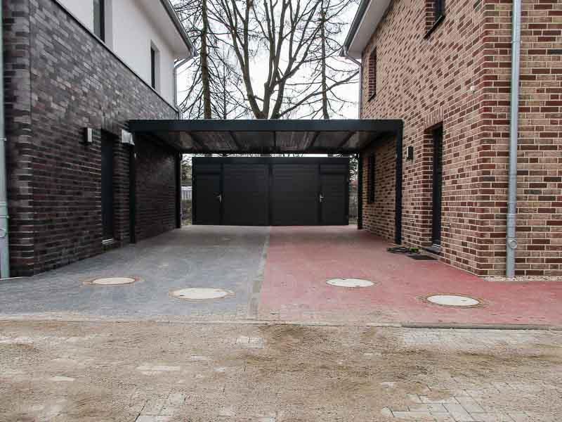 Carport-Design modern