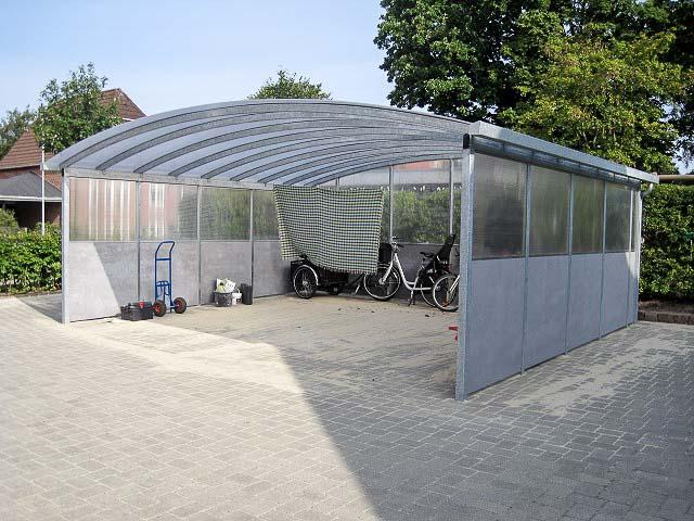 Doppelcarport-cartop