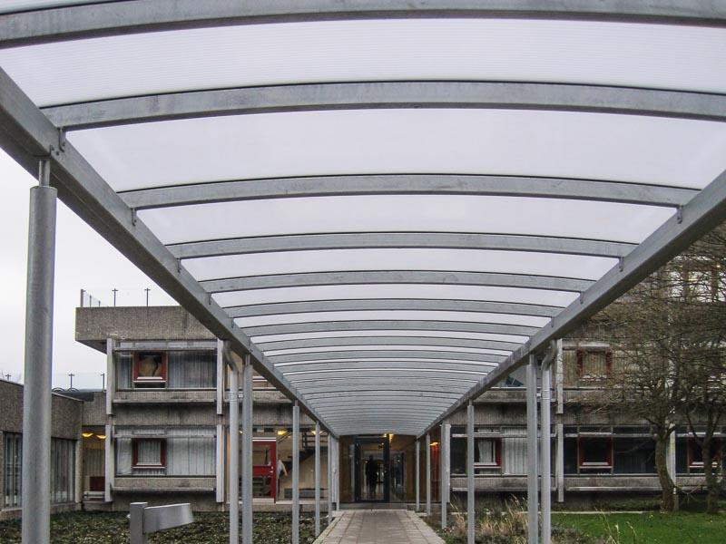 Dach Promenade vom Carport Hersteller