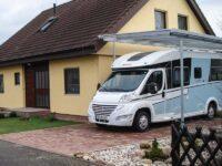 Wohnmobil-Carport