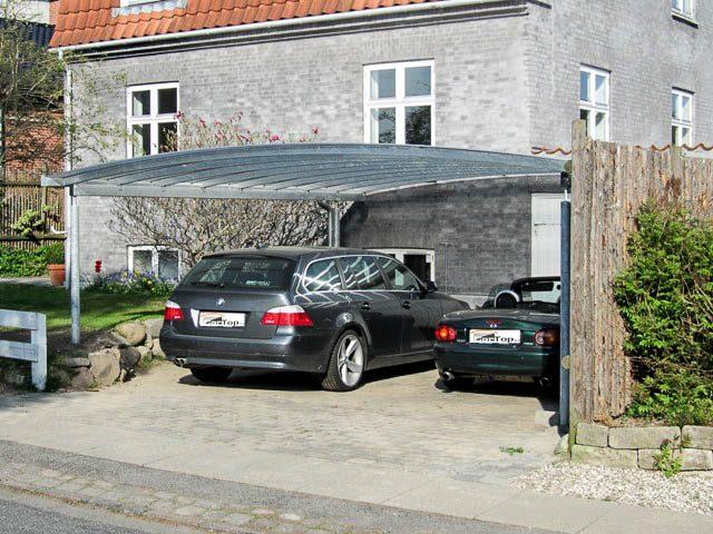 Doppelcarport cartop Metall
