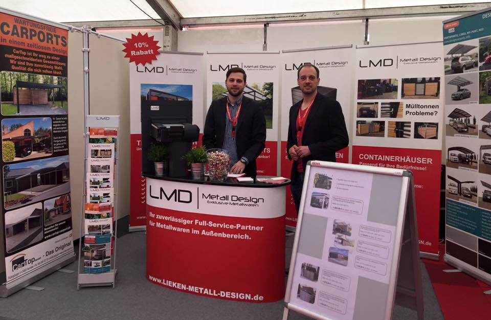Carport Bremen LMD Messe